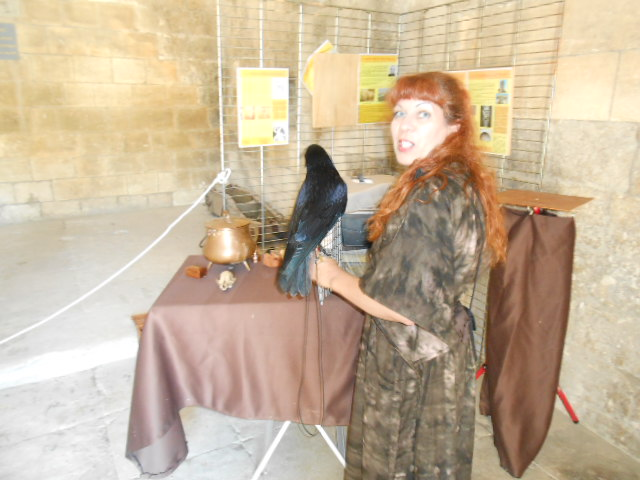le-corbeau-journees-medievales-beaucaire