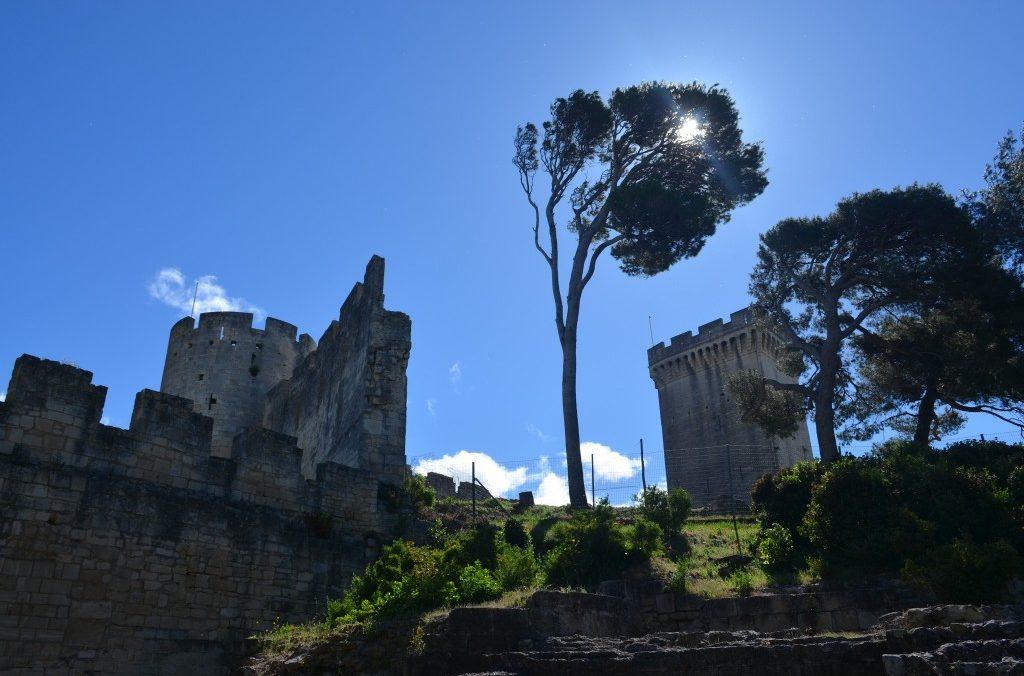 Forteresse (Chateau) de Beaucaire à 50 metres de La Maison d'Olivier
