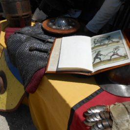 Revue de Combats Médiévales Forteresse de Beaucaire