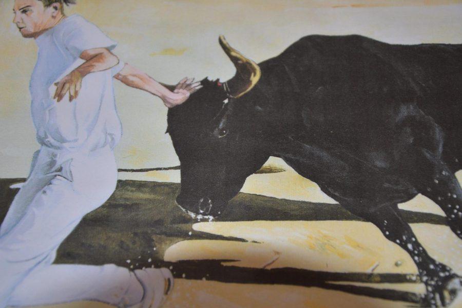 Chambre a louer Beaucaire pres du Taureau Goya La Maison d'Olivier