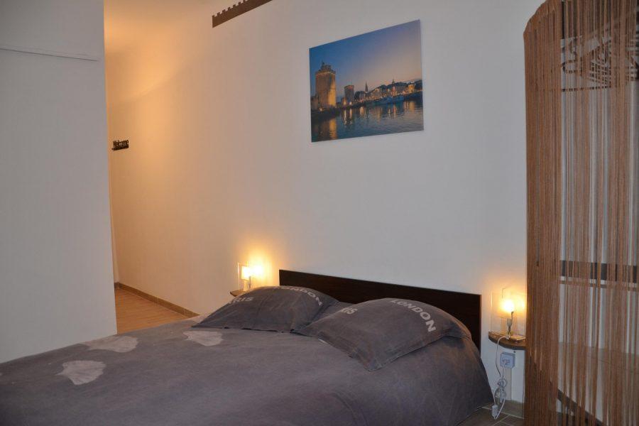 Chambre style Hotel centre historique Beaucaire Gard La Maison d'Olivier