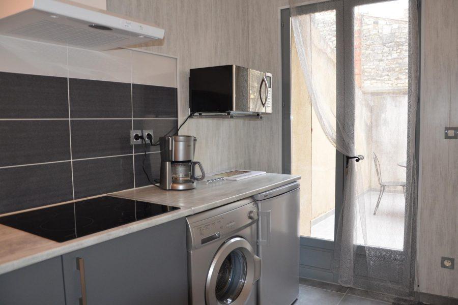 Cuisine studio Beaucaire La Maison d'Olivier