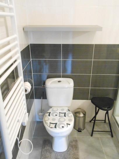 sdb wc Appart Beaucaire la Maison d'Olivier