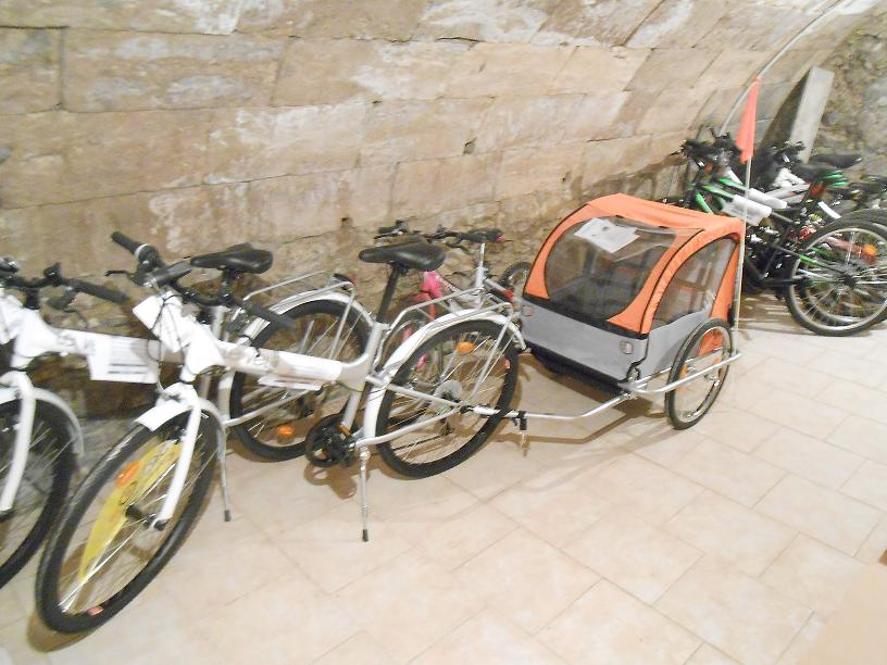 Séjour vélo Hotel Beaucaire Tarascon