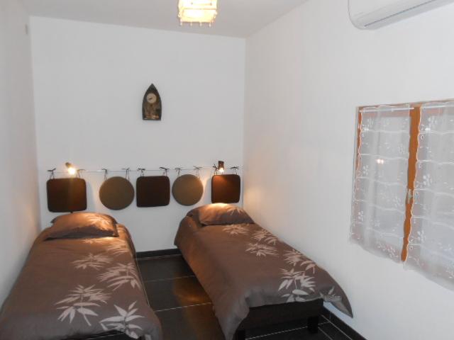 Lits electriques Maison Hote PMR Beaucaire  Tarascon Chambres et Appartements style Hotel