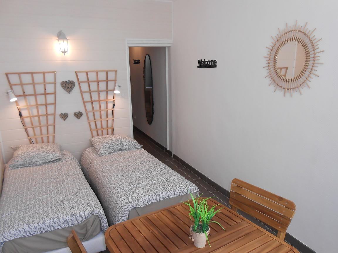 Chambre hotel pas cher pres Avignon