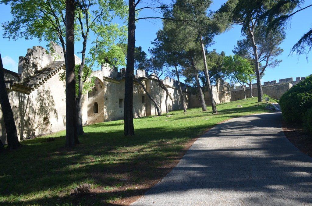 Jardin Historique de la Forteresse de Beaucaire 30300